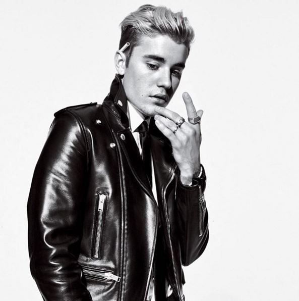 justin bieber gq leather man work 2016
