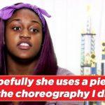 kayla on bring it choreography she did