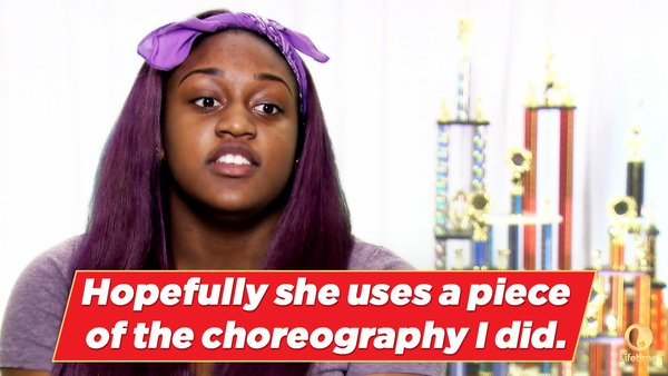 kayla on bring it choreography she did