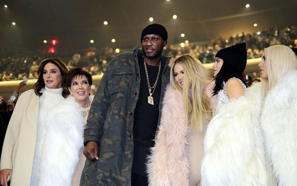 khloe kardashians holiday with lamar odom 2016 gossip