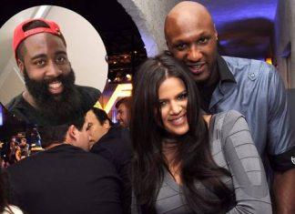 khloe kardashian knocks james harden out brings lamar odom back in 2016 gossip