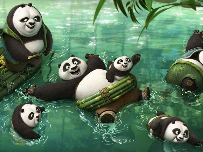 kung fu panda 3 float to top box office 2016