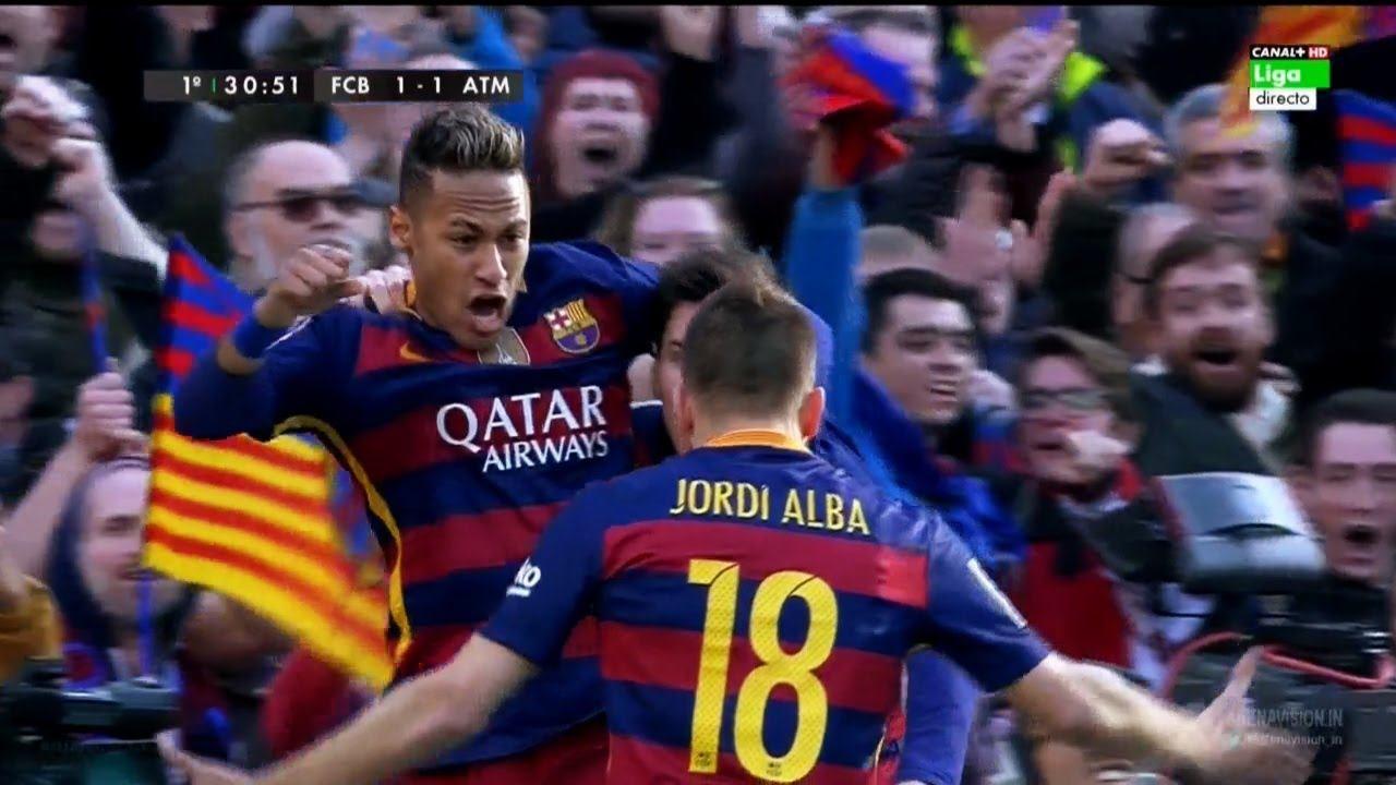 la liga barcelona wins 2016