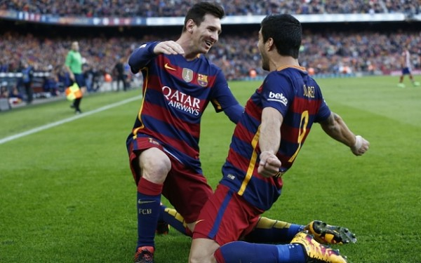 la liga weekend soccer review barcelona 2016 images