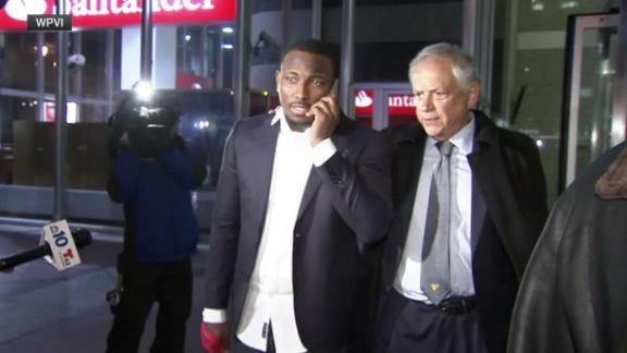 buffalo bills lesean mccoy meets with prosecutors over philly bar fight 2016 images