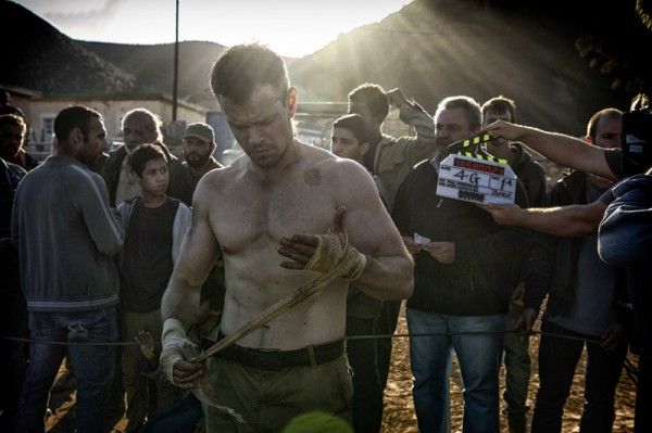 matt damon shirtless jason bourne super bowl 50 commercial 2016