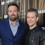 matt damon supporting ben affleck dark time 2016 gossip