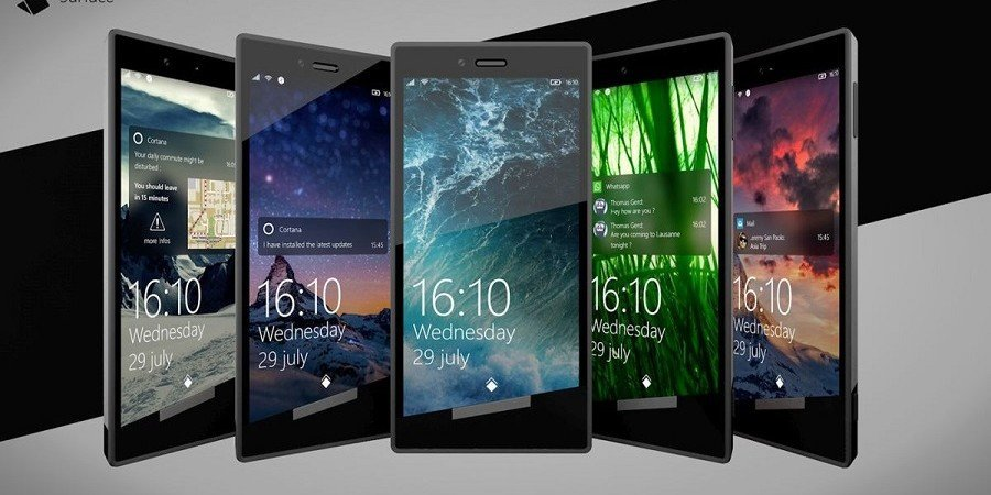 microsoft surface phone reviews 2016