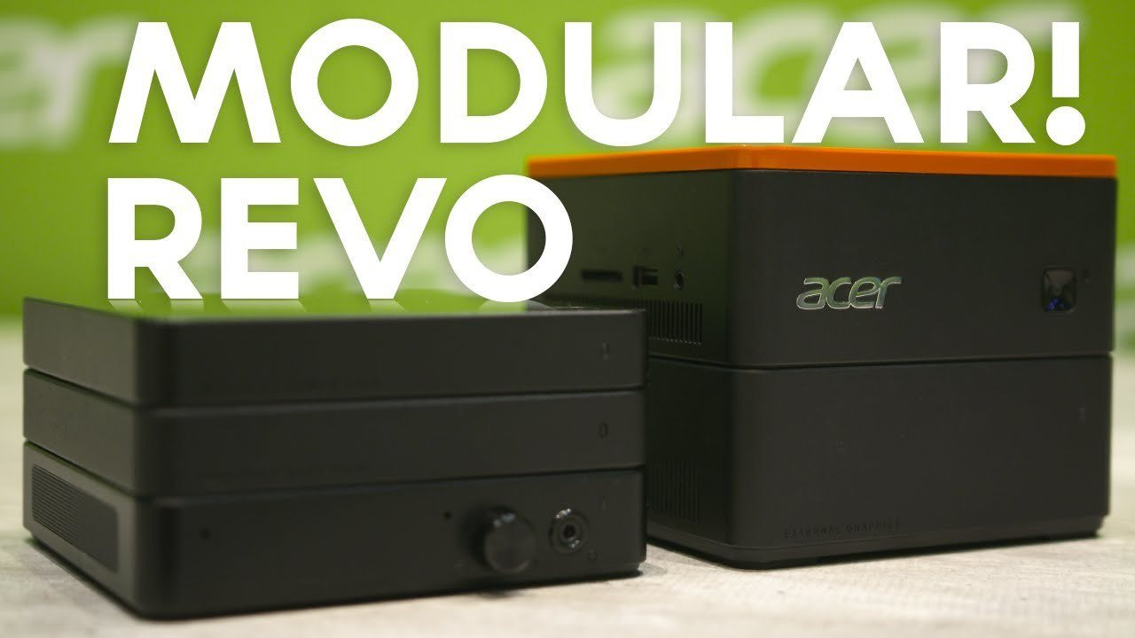 the modular pc revolution 2016 tech images