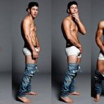 nick jonas marky mark homage underwear