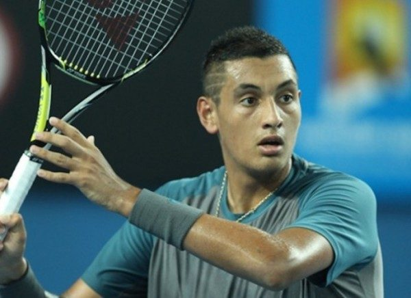 nick kyrgios atp titlist 2016 tennis