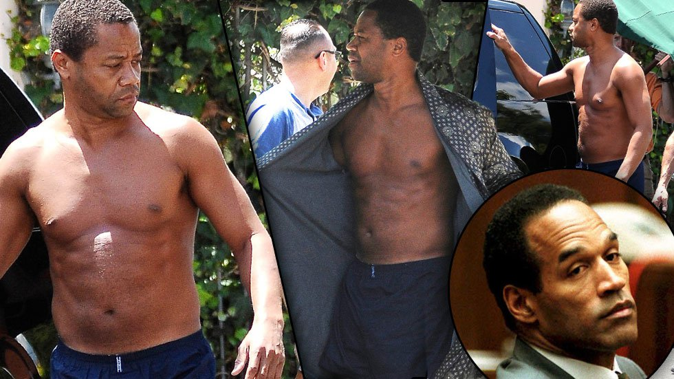 oj simpson indifferent on cuba gooding 2016 gossip