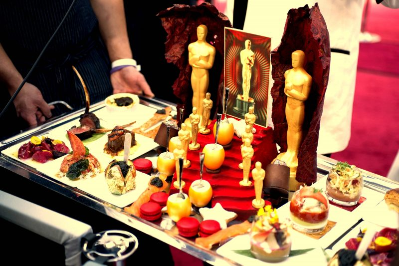 oscar party food 2016