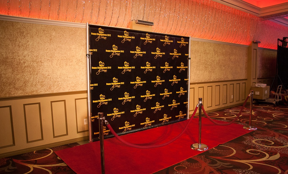 oscar step and repeat