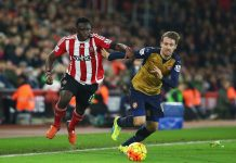 premier league midweek soccer review arsenal vs southampton 2016 images