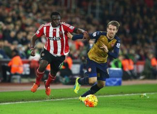 premier league midweek soccer review arsenal vs southampton 2016 images