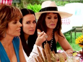 real housewives of beverly hills 612 doggy talking falking 2016