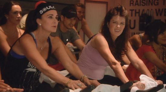 real housewives of beverly hills soulcycle 613