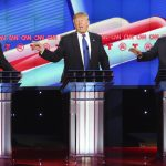 Republicans fight it out for Super Tuesday: Trump vs Cruz vs Rubio