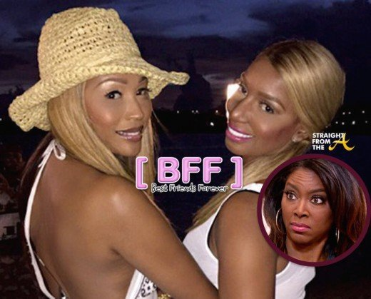 real housewives of atlanta nene leakes jamaica 2016 images