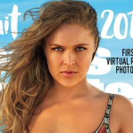 ronday rousey gets deep