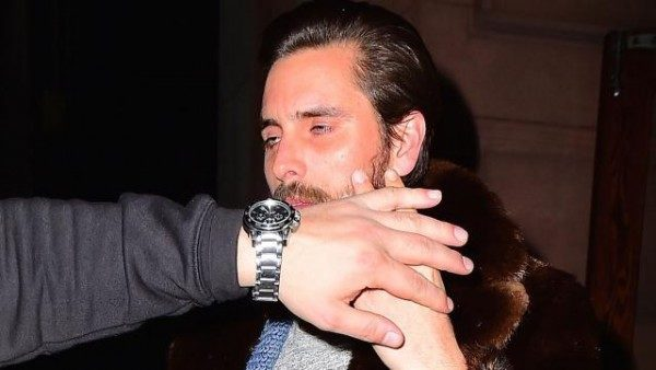 Scott Disick fresh on tv, wrecked in real life 2016 gossip