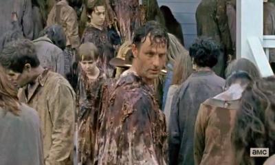 The Walking Dead' Season 6 return for Bloodbath premiere 2016 images