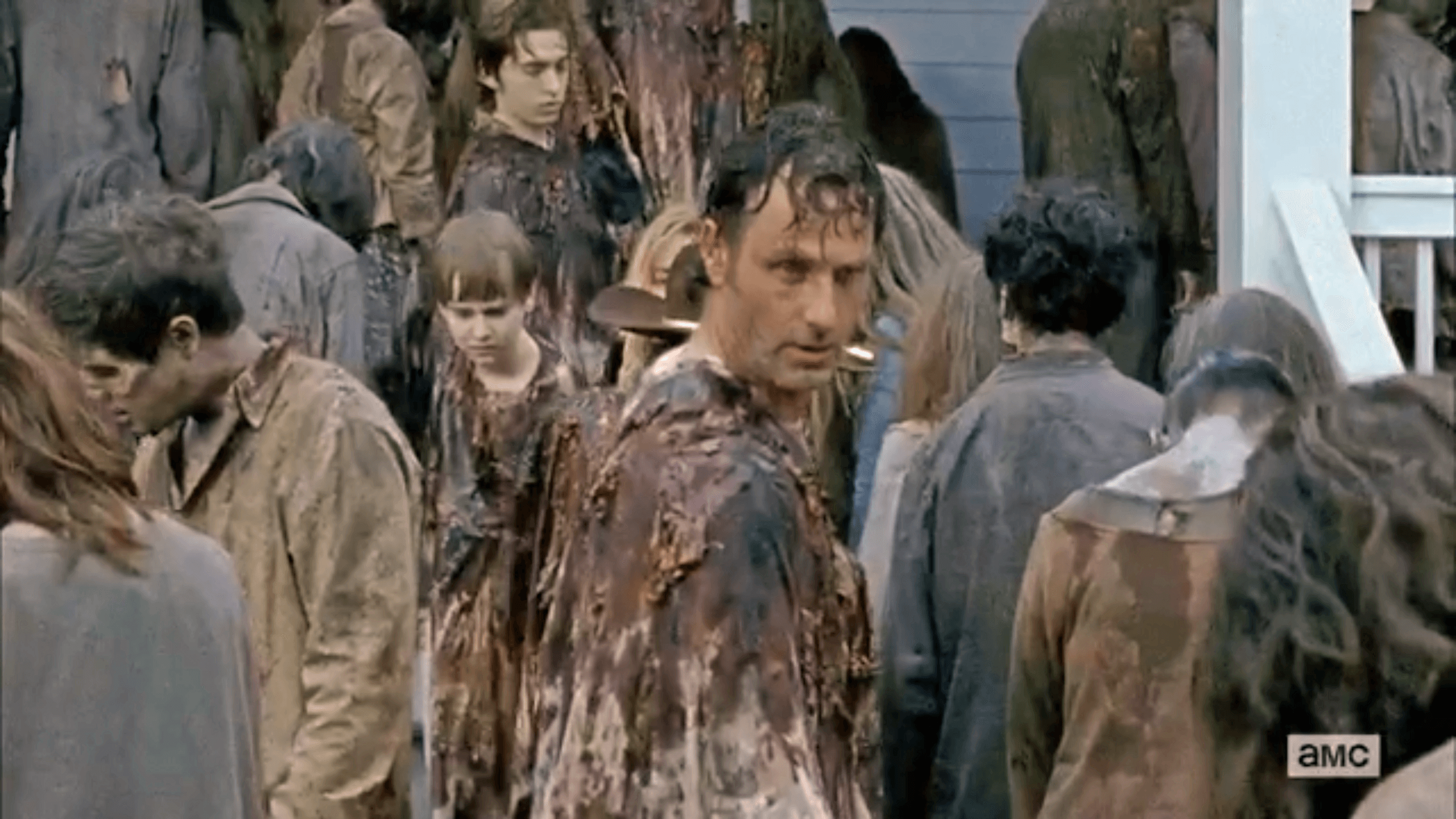The Walking Dead' Season 6 return for Bloodbath premiere 2016 images