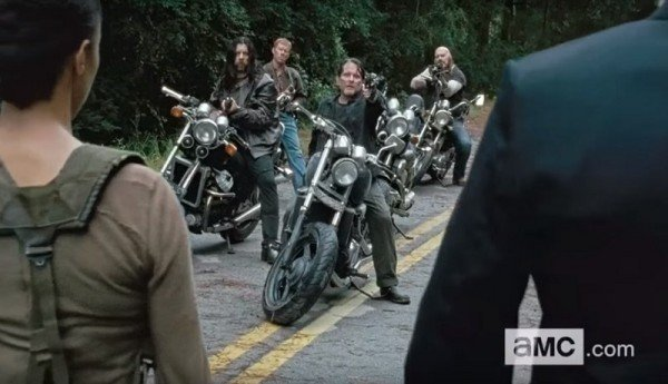 the walking dead 609 nedans gang
