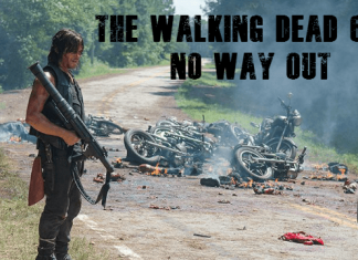 the walking dead 609 no way out recap 2016