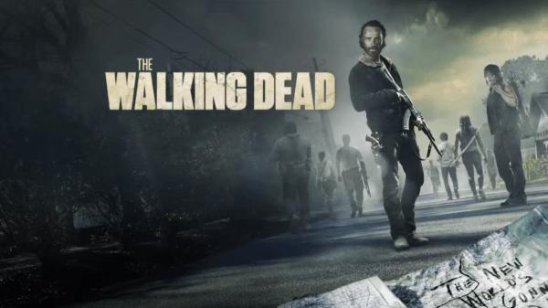 the walking dead set 2016 nfl season