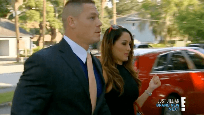 total divas john cena with nikki bella