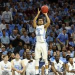 2016 March Madness: North Carolina leading final four