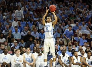 2016 march madness north carolina leading final four images