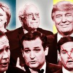 2016 Primaries have media worked up but Election bettors yawning
