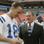 Colts Jim Irsay crawls back to Peyton Manning with statues & jerseys
