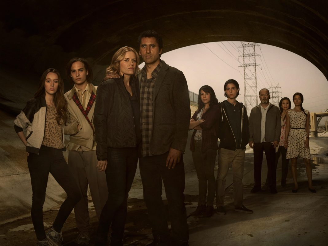 'Fear the Walking Dead' Special Edition Blu-ray set giveaway 2016 images