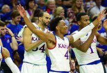 NCAA March Madness Recap Kansas & Top Seeds make Sweet 16 2016 images