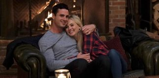 'The Bachelor's' Bland Ben Higgins Picks Lauren Bushnell with Jojo Fletcher 2016 images