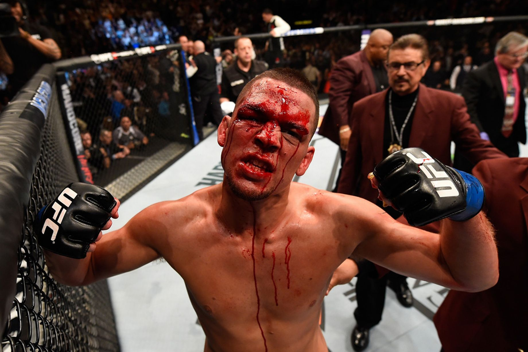 UFC Home of the Upset 2016 images