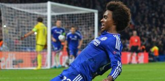 Willian Difficult to stay motivated when team not competing for title 2016 images