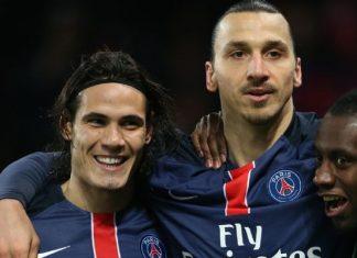 Zlatan Ibrahimovic Paris Saint Germain had no history before Qatari's arrival 2016 images