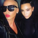 amber rose ready for kim kardashian slut walk 2016 gossip