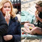 Amy Schumer Kelly Clarkson Eat Off & Lady Gaga Tackles Rape