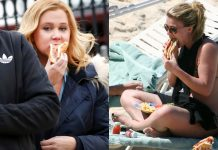 amy schumer kelly clarkson eat off 2016 images