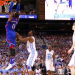 are jayhawks tarheels headed for mach madness showdown 2016 images