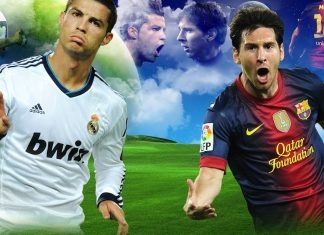 best quotes about lionel messi and cristian ronaldo 2016 images