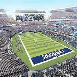 chargers pushing big money for la stadium