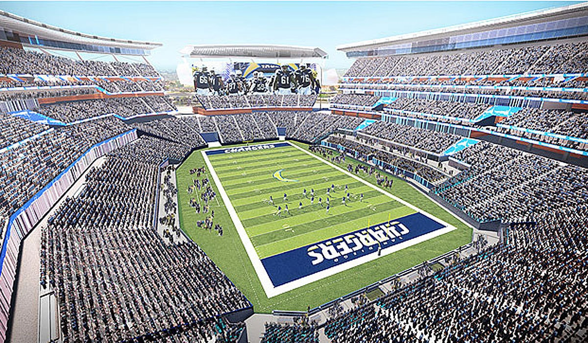 san diego chargers offer up $650 million for stadium deal 2016 images