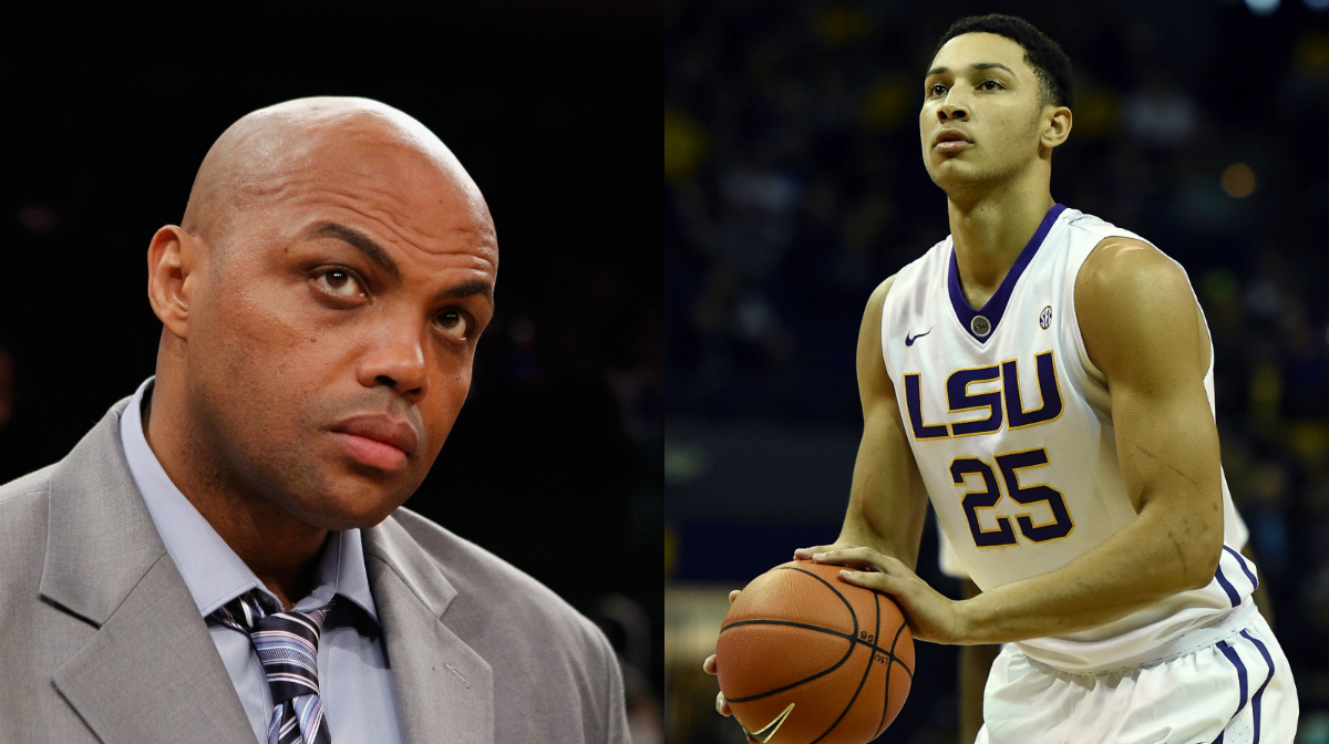 charles barkley warning for lsu ben simmons 2016 images